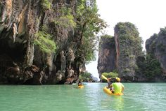 Phuket - Phang Nga Day Trip by Sea Canoe (Thailand) Co., Ltd. : Original Sea Kayak Tour Operator Since 1989