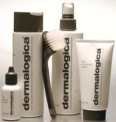 Dermalogica products!