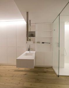 Дизайн интерьера апартаментов в Испании от студии Cuartopensante