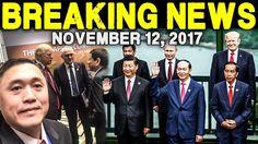 BREAKING NEWS TODAY NOVEMBER 12, 2017 PRES. DUTERTE l DONALD TRUMP l ASE...