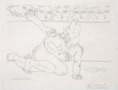 Slideshow:Picasso on Paper at Compton Verney by Samuel Spencer (image 1) - BLOUIN ARTINFO, The Premier Global Online Destination for Art and Culture   BLOUIN ARTINFO