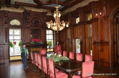 BISHOP'S PALACE (GALVESTON, TEXAS) is a Masterpiece of Gilded Age Victorian Style | Luxury and Lifestyles