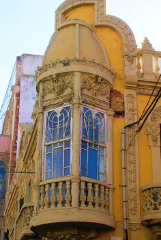 Art Nouveau, Melilla, España