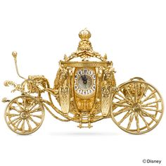 """【Complete reproduction of """"the Pumpkin carriage"""" from the movie """"Cinderella""""】… New Cinderella, Egg Shell Art, Pumpkin Carriage, Little Pet Shop Toys, Egg Art, Disney Jewelry, Antique Clocks, Illustrations And Posters, Fairy Tail"""
