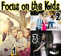 101 Family Picture Tips & Ideas | LOVE these pose and prop ideas!
