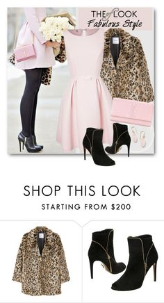 """""""The Look of Fabulous Style"""" by brendariley-1 ❤ liked on Polyvore featuring MANGO, Salvatore Ferragamo and Ted Muehling"""