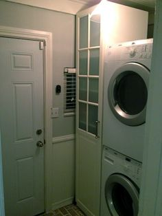 Laundry Room Ideas Stacked Washer Dryer small laundry room ideas stackable washer dryer - google search