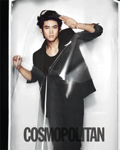 Taecyeon for Cosmopolitan #2pm #kpop #hottest