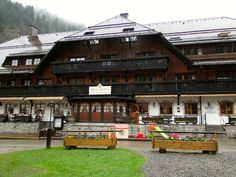 I traveled to the Black Forest of Germany on a Viking River Cruise. The drive to get there was enchanting while the landscapes appeared to have popped off the pages of a child's storybook. While I was there, I explored traditional German souvenirs and washed cuckoo clock makers in action. There was even a cooking demo featuring mouth watering Black Forest Cake.  http://www.whereverimayroamblog.com/visiting-the-black-forest-germany/