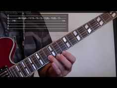 ▶ BEATLES - SOMETHING Solo - How to Play - Free Online Guitar Lessons With Tabs - YouTube