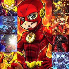 All the Speedsters, Lord Mesa>>Except trajectory.