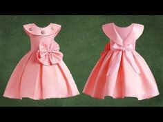 55 ideas sewing for beginners clothes summer for kids Baby Pageant Dresses, Little Girl Dresses, Girls Dresses, Baby Girl Frocks, Frocks For Girls, Baby Frocks Designs, Kids Frocks Design, Toddler Dress, Baby Dress