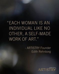 International Women's Day: Today, we celebrate women, and that means you - our fans and business owners! How will you treat yourself today?  ARTISTRY US