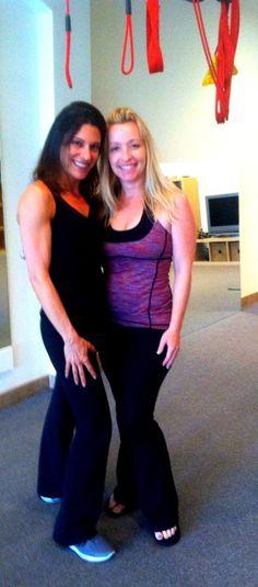 Nicole Leto and Dawn-Marie Chamberlain Ickes