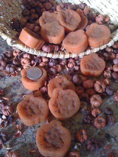 Pumpkin  Wax Melts  Pumpkin Patch Scent  by DebsCandlesandDreams