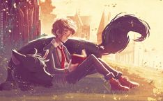 "Remus: Pads, the fact James has Quidditch training doesn't give you the right not to study and -NO- the excuse that ""dogs can't read"" is not accepted."