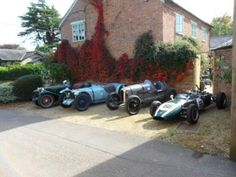 Bye bye to my Cooper T56 sold by @TomHardmanLtd Now to focus on Amilcar, MG, Riley, Morgan & bikes.