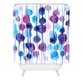 Found it at Wayfair - DENY Designs CMYKaren Polyester Abstract Watercolor Shower Curtain Curtain Accessories, Home Decor Accessories, Watercolor Shower Curtain, Contemporary Shower, Curtain Patterns, All Wall, Abstract Watercolor, Watercolor Texture, All Modern