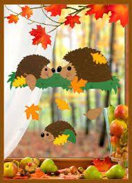 Afbeeldingsresultaat voor őszi ablakdíszek
