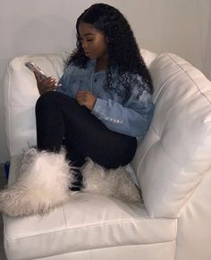 Fall Outfits, Cute Outfits, Fashion Outfits, Womens Fashion, Sporty Fashion, Teen Fashion, Wet And Wavy Hair, Sew In Wig, Black Girl Fashion