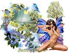 Design Wilds Cat: Бабочки #2 Butterflies #2