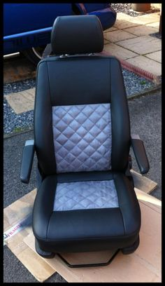 The VW Forum, The VW Forum, home to the largest UK Volkswagen community Vehicle Upholstery, Automotive Upholstery, Vw Camper, Vw Bus, Vw T5 Forum, Peugeot France, House Outer Design, Leather Car Seat Covers, Golf 4