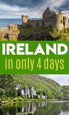 4 days in Ireland with the kids – Travels With The Crew Ireland Road trip travel tips Ireland Travel Guide, Europe Travel Guide, Travel Abroad, Budget Travel, Travel Guides, Backpacking Europe, Europe Destinations, European Vacation, European Travel
