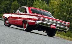 1964 Mercury Marauder Montclair-503 ci