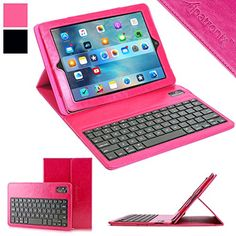 iPad Air / Pro 9.7 Keyboard + Leather Case, Alpatronix KX... https://www.amazon.com/dp/B019HXEG0U/ref=cm_sw_r_pi_dp_x_kO8iybY3K78HA