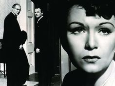 Michael Redgrave, Nigel  Patrick and Jean Kent in The Browning Version