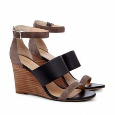 Bought these shoes...they are a lot prettier than they are comfortable. I can maybe wear them for an hour tops. GOT IT!
