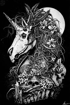 Witches, witchcraft, The Moon, cats, curiosities, darkness, goth, magick, crows, the occult, horror,...