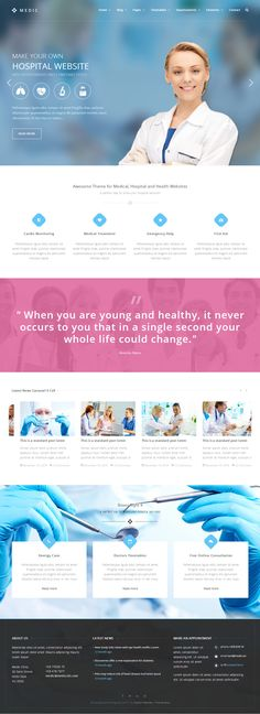 Medic is Premium full Responsive HTML5 Medical and Healthcare Template. Integrated Bootstrap Framework. Appoiment Widget. http://www.responsivemiracle.com/cms/medic-premium-responsive-medical-health-hospital-html5-theme/