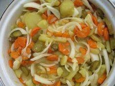 Nyári krumplisaláta • Recept | szakacsreceptek.hu