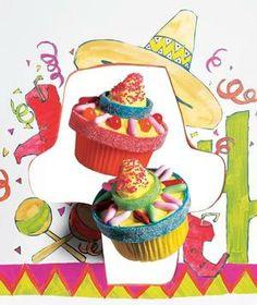 Sombrero Cupcake recipe