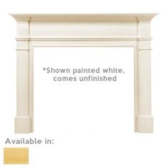 Windsor Mantel #120