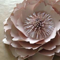 Цветы из бумаги от PaperShik.