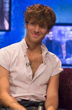 Singing star: Paolo Nutini debuted new music from his album Caustic Love with a live performance to the audience