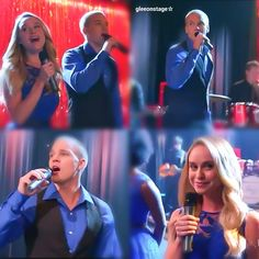 Kitty and Spencer performed perfectly together!! O gosh I love kitty and have been waiting for her to get back In glee!!!