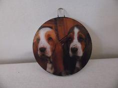 "2 1/4"" Basset Hound Ornament"