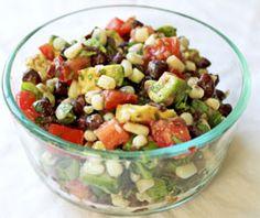 Black Bean Corn Salad
