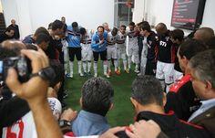 São Paulo Futebol Clube - Bastidores de Clube da Fé 2 x 0 Atlético-MG