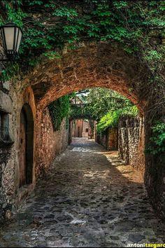 Calle de Mura Barcelona
