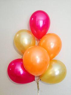 Fall Latex Balloons Woodland Animal Balloons Fall Balloons