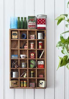 puuhylly Decor, Storage And Organization, Pop Design, Apartment Interior, Vintage Industrial Interior, Fun Organization, Home Deco, Wood Pallet Furniture, Home Decor Furniture