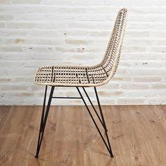 kare stuhl ko lanta - 4 fuß stühle - stühle & freischwinger, Esszimmer