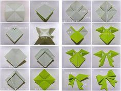 Kawaii origami tutorials – kaoani.