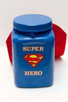 Classroom Management Strategies: Secret Superhero - Put a secret name in the jar each day.  If that student follows the rules on that day, he/she gets a treasure.