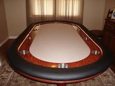 build a poker table