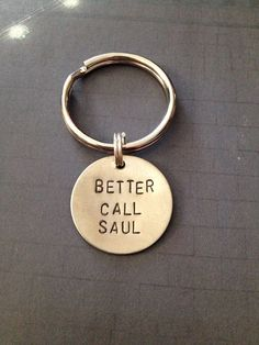 Better call Saul - Breaking Bad Keychain